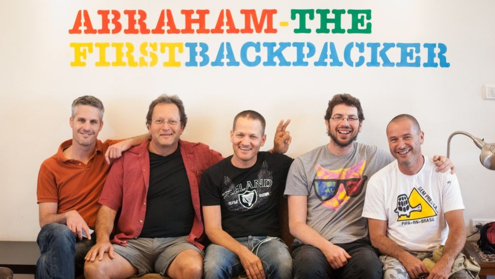 the five partners of abraham hostels
