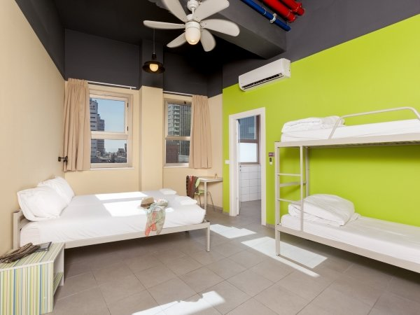 Family room Hostel Tel Aviv