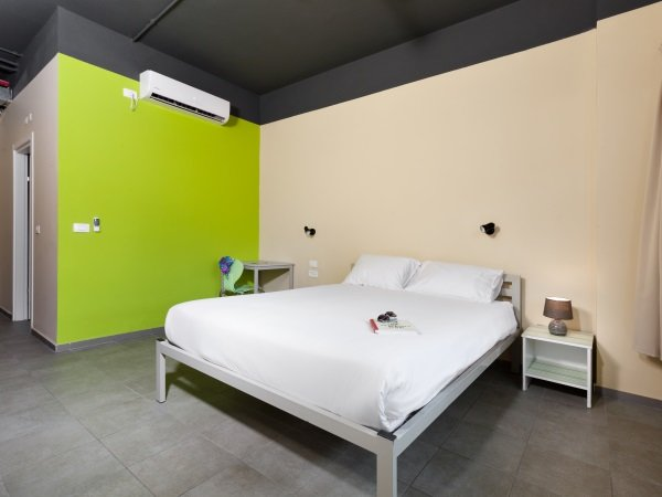 Double room Hostel Tel Aviv