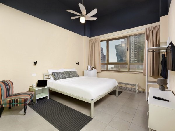 Superior room Hostel Tel Aviv